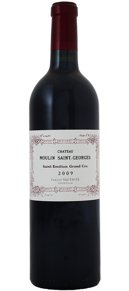 2009 Château Moulin Saint-Georges Grand Cru